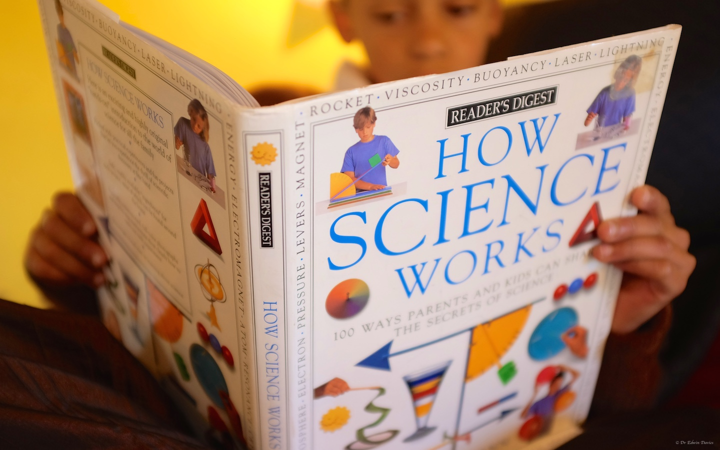 Great science texts