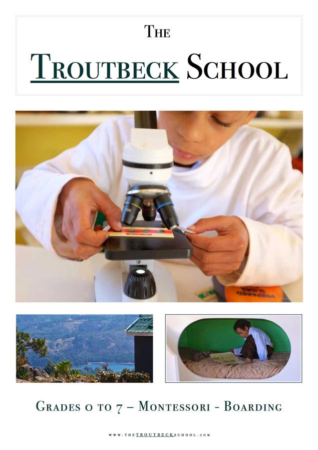 The Troutbeck School Brochure 2015