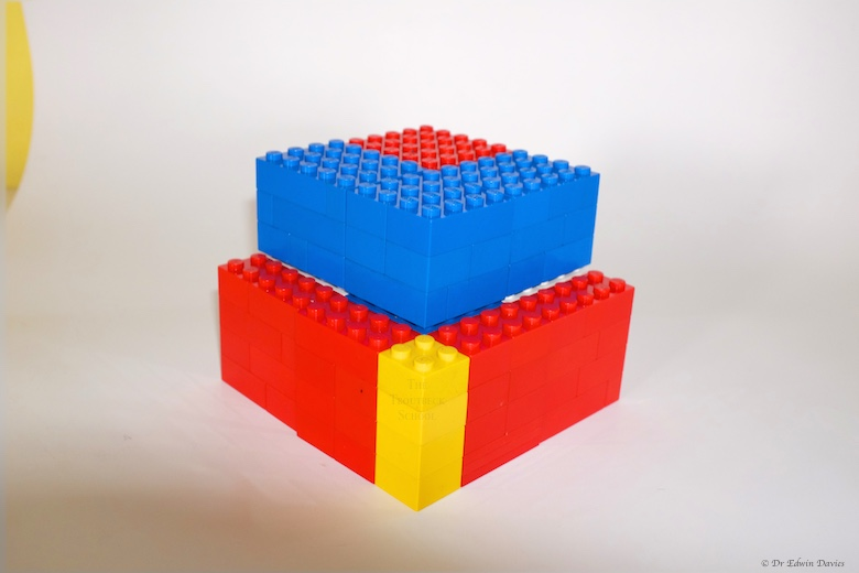 lego trinomial cube building b layer