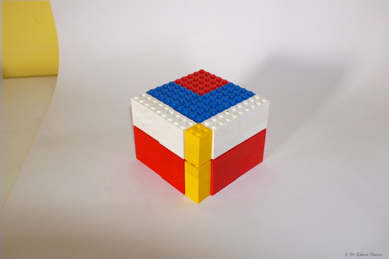lego trinomial cube building b layer
