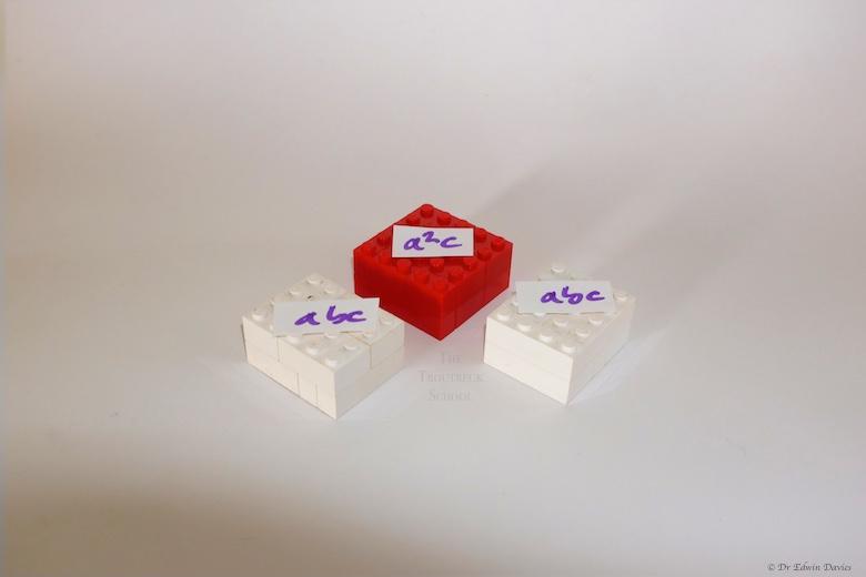 lego trinomial cube c layer