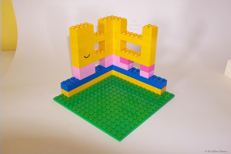 lego trinomial cube holder